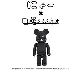 にゃー×BE@RBRICK 発売!