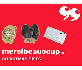 mercibeaucoup, メルシークリスマス