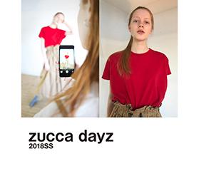 ZUCCa dayz 新作発売!