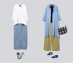 ZUCCa COORDINATE / April vol.1