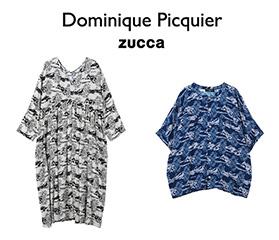 Dominique Picquier × ZUCCa