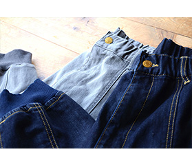 New denim items!!