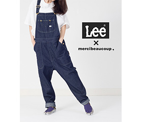 「Lee×mercibeaucoup,」ついに発売!