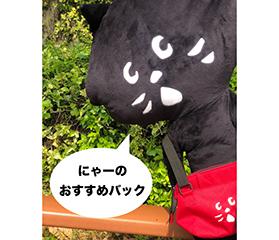 にゃーのおすすめバッグ特集!