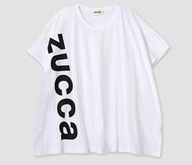 ZUCCa / 【LOGO Tシャツ】6/16(土)追加予約決定!