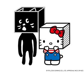 にゃー × HELLO KITTY コラボアイテム発売