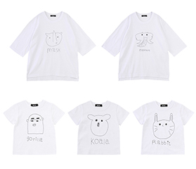 MASK COLLECTION T 発売!