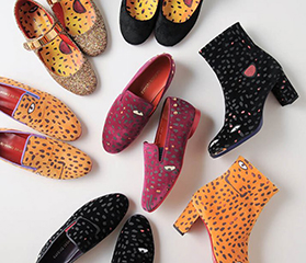 PICK UP ITEMS ≪PANTHER DOT SHOES≫