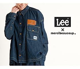 Lee×mercibeaucoup, 先行予約スタート