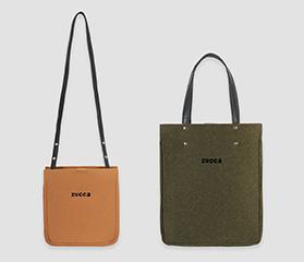 ZUCCa / Felt bag