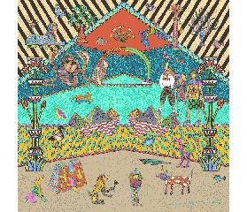 BEHIND DESIGN MARCH「EGYPT GRAFFITI」