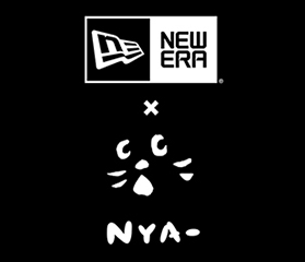 NEW ERA × にゃー 発売!
